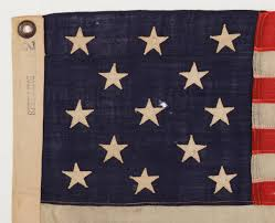13 Stars In The United States Flag 13 Star Flag With Stars Arranged In A 3 2 3 2 3 Lineal