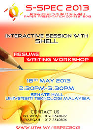resume writing blog interactive session with shell resume writing workshop