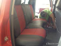 dodge seat covers for trucks dodge ram seat covers clazzio seat covers