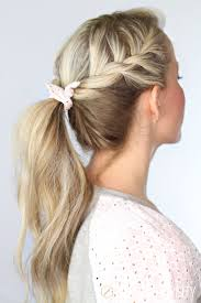 easy hairstyles for waitress s 30 cute and easy braid tutorials that are perfect for any occasion