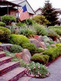 Rock Garden Seattle Northwest Botanicals Inc Seattle Landscape Design And