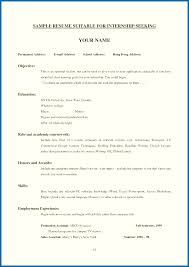 social work resume exles objective for resume internship alluring resume objective internship