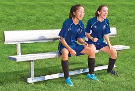 Portable Sports Bench Portable Aluminum Benches Gopher Sport