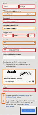 langkah membuat google form cara membuat email baru di gmail google mail gratis belajar seo