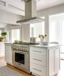 kitchen island stove 31 smart kitchen islands with built in appliances digsdigs