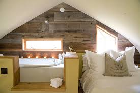 bedroom white bedroom with reclaimed wood panel also gray flush