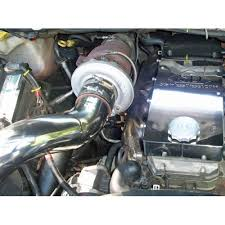dodge cummins turbo dodge cummins single turbo kit w stainless manifold boxed unit