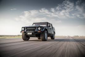 lamborghini urus 6x6 before the urus there was the lamborghini lm002 here u0027s a closer
