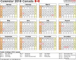 october 2018 calendar canada printable calendar templates