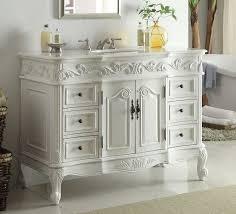 nice looking antique style bathroom vanities vanity with vessel