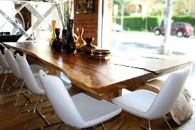 wooden dining room tables gret spce large dining room tables for