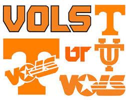 Tennessee Vols Rug Tennessee Volunteers Etsy