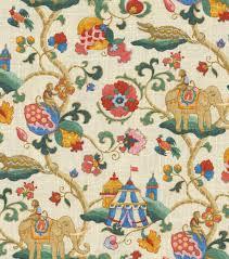 home decor print fabric pkaufmann uzbek jewel joann