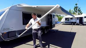 Roll Out Awning For Campervan How To Roll Out U0026 Pack Up Your Roll Out Awning Youtube