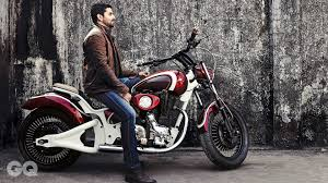 modified bullet bikes modified bikes in india best custom bikes you should look gq india