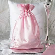 favor bags for wedding 120 pcs 6x9 large satin favor bags wedding drawstring gift