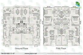 4 bedroom villa floor plan bedroom