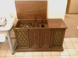 How Much Is An Antique Record Player Cabinet Worth Antique Furniture