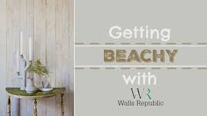 getting beachy with walls republic wallpaper city mom