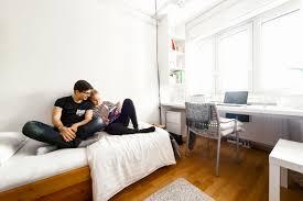 living room suit single room in 7 person suite johannes kepler haus graz
