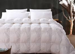 Duck Down Duvet Sale Bedroom Goose Feather Down Duvet 135 Tog For Elegant Residence