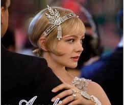 great gatsby hair accessories fashion hair accessories the great gatsby crystals pearl