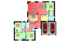 plan maison 4 chambres suite parentale plan maison 4 chambres tanais habitat