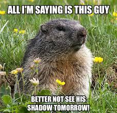 Groundhog Meme - fox 35 wofl tomorrow february 2nd is groundhog day the