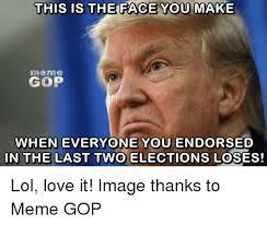 Gop Meme - 25 best memes about meme gop meme gop memes