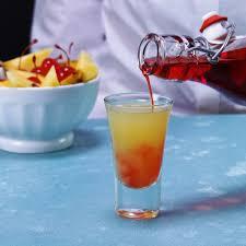 pineapple upside down cake shot recipe u0026 video tiphero