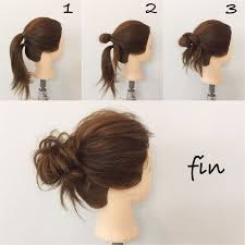 different hair buns 25 best bun hairstyles ideas on bun