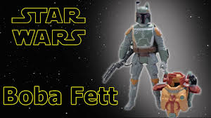 star wars armor series action figure toys boba fett unboxing and