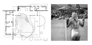 Kaufmann Desert House Floor Plan Tour An Iconic Palm Springs Home The Loewy House In 3d Curbed