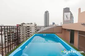 18 rooftop pool photos at pas cher hotel de bangkok oyster com