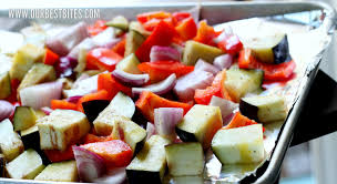 Ina Garten Roasted Vegetables by Roasted Eggplant Spread Our Best Bites