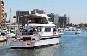 Houseboat Rentals Los Angeles Newport Beach Yacht Charter Up To 70 Guests 85 U0027 Pacifica