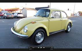 volkswagen beetle 1960 interior 1973 volkswagen super beetle vw 1303 start up exhaust in depth
