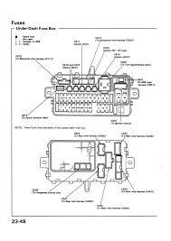 92 95 honda civic electrical wire diagram honda wiring diagrams