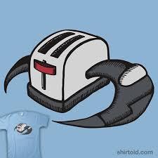 Sports Toasters Frakking Toasters Shirtoid