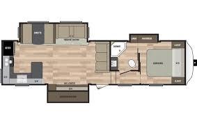 Keystone Rv Floor Plans 2018 Keystone Rv Springdale 302fwrk Travel Trailer Point North