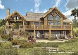 log home blog honest abe custom floor plan marshall us homes photos