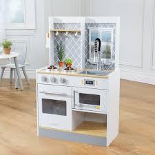 Kidkraft Kitchens Kidkraft Let U0027s Cook Kitchen Kidkraft Kitchen Wooden Kitchens Ebay