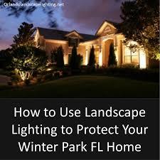 Custom Landscape Lighting by Orlando Landscape Lighting Orlando Outdoor Lighting Orlando Led