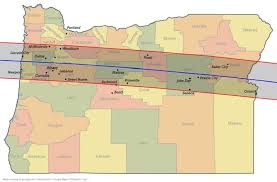 map of oregon showing madras plin media maybe 25 000 expected in madras for 2017