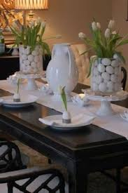 table decorating ideas decorating your table for easter on a dollar store budget zevy