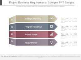 project scope presentation template free project management