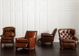 Omni Leather Furniture Randall Leather Recliner Recliners