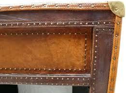 cuir pour bureau cuir pour bureau ancien ancien bureau 1930 a 5 tiroirs entiarement