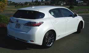 lexus ct200h f sport cost test drive 2012 lexus ct 200h premium f sport nikjmiles com