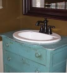 Building A Bathroom Vanity How To Transform A Vintage Buffet Into A Diy Bathroom Vanity